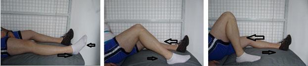 edem postoperator al genunchiului